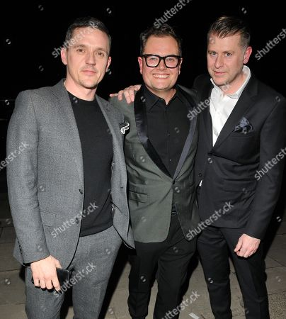Editorial picture of The Stonewall Equality Dinner, London, UK - 16 Mar 2018