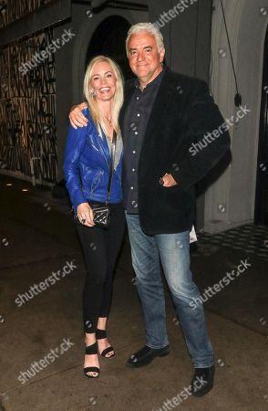 John O'Hurley and Lisa Mesloh