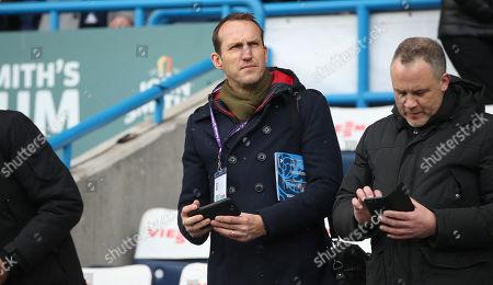 Editorial image of Huddersfield Town v Crystal Palace, Huddersfield, UK - 17 Mch 2018