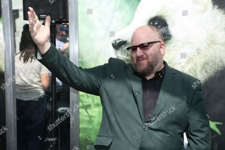 "Stephen Kramer Glickman arrives at the LA Premiere of ""Pandas"" at the TCL Chinese Theatre IMAX, in Los Angeles"