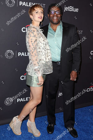 Chad L. Coleman and Guest