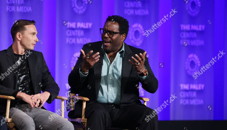 Mark Jackson and Chad L. Coleman