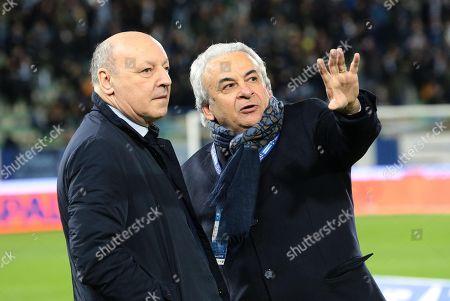 Editorial image of Spal 2013 vs Juventus, Ferrara, Italy - 17 Mar 2018