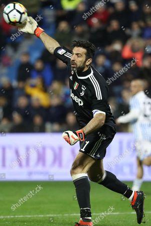 Editorial picture of Spal 2013 vs Juventus, Ferrara, Italy - 17 Mar 2018