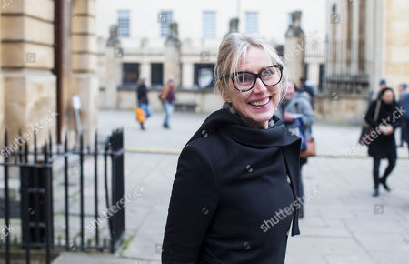 Editorial picture of FT Weekend Oxford Literary Festival, UK - 17 Mar 2018