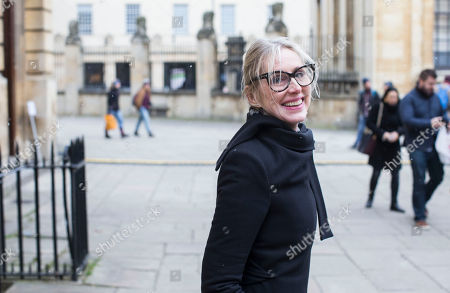 Editorial photo of FT Weekend Oxford Literary Festival, UK - 17 Mar 2018