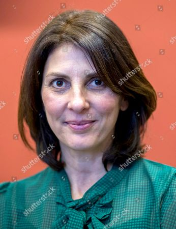 Stock Photo of Gina Bellman.