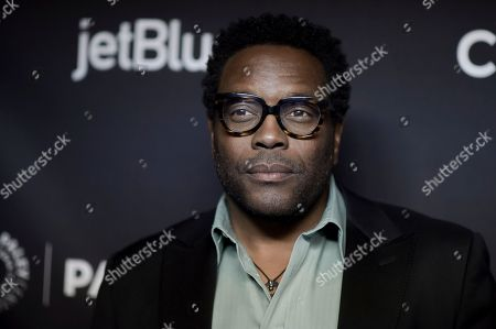 """Chad Coleman attends the 35th Annual Paleyfest """"The Orville"""" at the Dolby Theatre, in Los Angeles"""