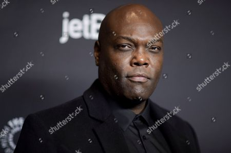 """Peter Macon attends the 35th Annual Paleyfest """"The Orville"""" at the Dolby Theatre, in Los Angeles"""