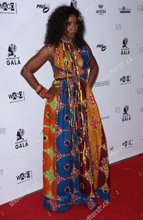 Editorial picture of 2nd Annual Wearable Art Gala, Los Angeles, USA - 17 Mar 2018