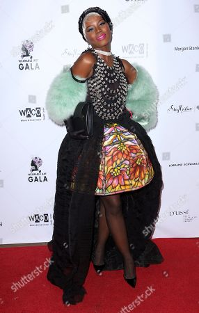 Editorial image of 2nd Annual Wearable Art Gala, Los Angeles, USA - 17 Mar 2018