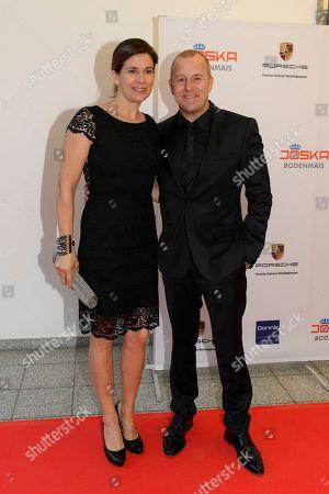 Marie-Jeanette and Heino Ferch