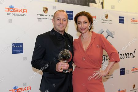 Heino Ferch and Aglaia Szyszkowitz