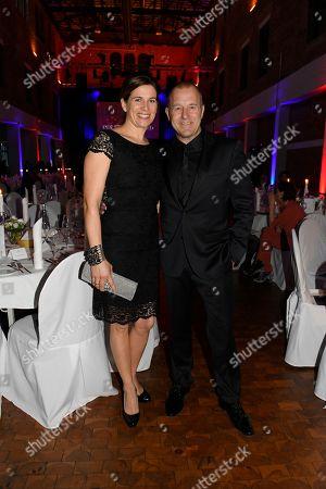 Editorial picture of Steiger Awards, Dortmund, Germany - 17 Mar 2018