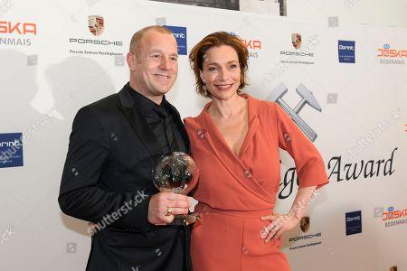 Editorial photo of Steiger Awards, Dortmund, Germany - 17 Mar 2018
