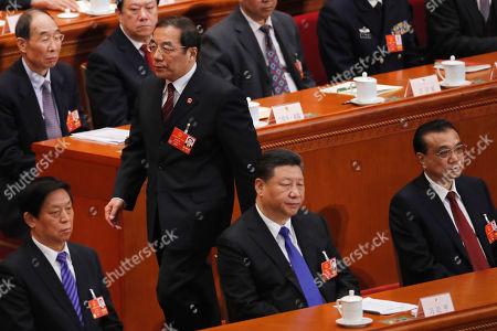Editorial photo of Politics, Beijing, China - 18 Mar 2018