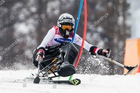 Editorial photo of Winter Paralympics 2018 in Pyeongchang, Korea - 18 Mar 2018