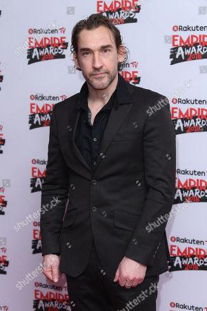 Editorial photo of Rakuten TV Empire Awards, Arrivals, Roundhouse, London, UK - 18 Mar 2018
