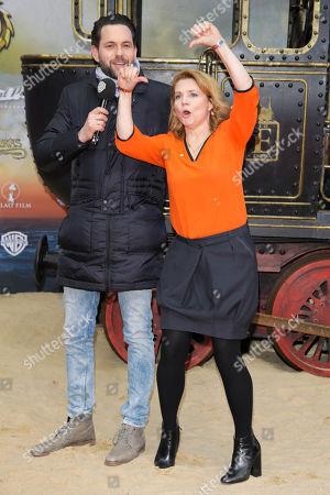 Matthias Killing and Annette Frier