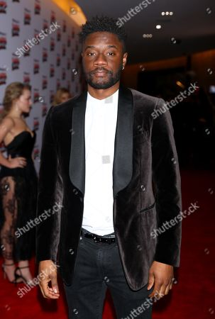 Editorial picture of Rakuten TV Empire Awards, Arrivals, Roundhouse, London, UK - 18 Mar 2018