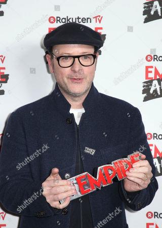 Editorial picture of Britain Empire Film Awards, London, United Kingdom - 18 Mar 2018