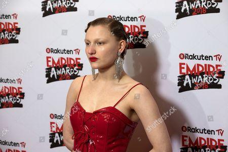 Editorial photo of Britain Empire Film Awards, London, United Kingdom - 18 Mar 2018