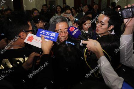 Stock Photo of Chen Baosheng