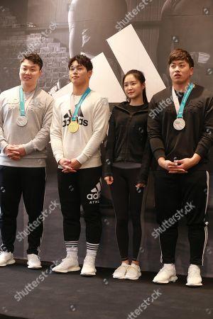 Yun Sungbin and Son Na Eun