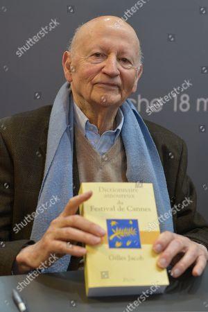 Stock Photo of Gilles Jacob