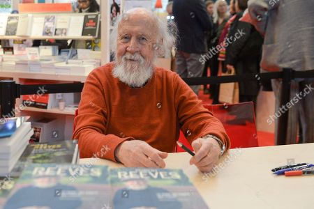 Stock Picture of Hubert Reeves