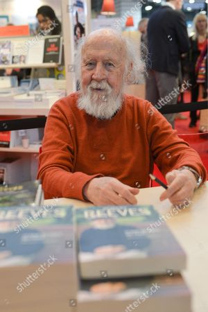 Editorial image of Book Fair, Paris, France - Mar 2018