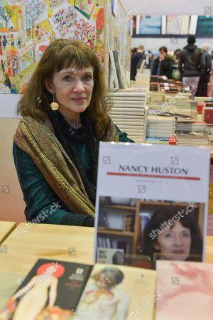 Editorial photo of Book Fair, Paris, France - Mar 2018