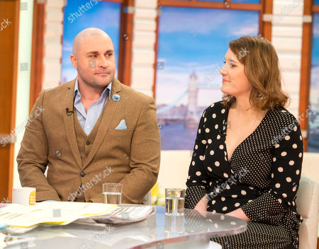 Editorial photo of 'Good Morning Britain' TV show, London, UK - 19 Mar 2018