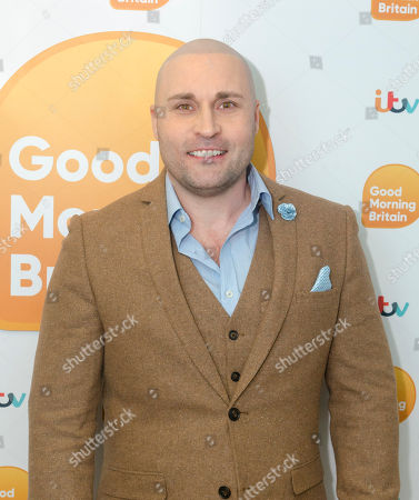 Editorial image of 'Good Morning Britain' TV show, London, UK - 19 Mar 2018