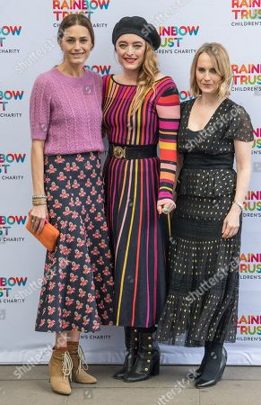Yasmin Le Bon, Alice Temperley and Trish Halpin