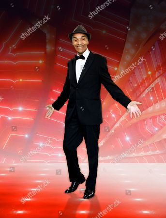 Stock Image of Kenny Lynch.