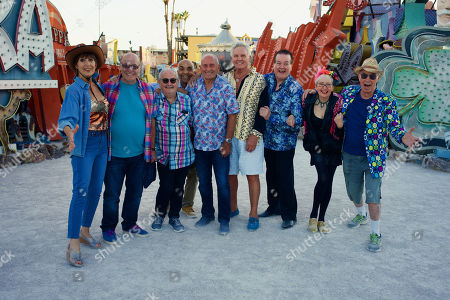 Anita Harris, Mick Miller, Bobby Ball, Kenny Lynch, Tommy Cannon, Jess Conrad, Bobby Crush, Su Pollard and Bernie Clifton.