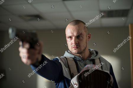 Stock Picture of Josh Herdman as Eric.