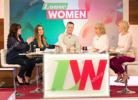 Coleen Nolan, Kelly Brook, Ralph Bulger, Linda Robson and Jane Moore