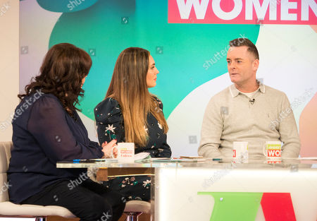 Editorial image of 'Loose Women' TV show, London, UK - 19 Mar 2018