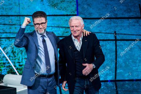 Editorial photo of 'Che Tempo Che Fa' TV show, Milan, Italy - 19 Mar 2018