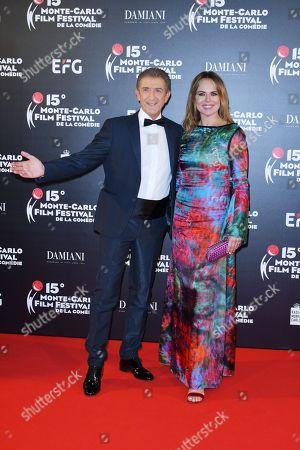 Editorial picture of Awards Ceremony, Monte-Carlo Film Festival, Monaco - 04 Mar 2018