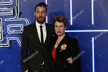 Editorial picture of Britain Ready Player One Premiere, London, United Kingdom - 19 Mar 2018