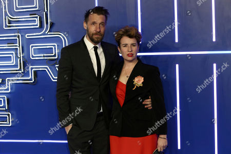 Craig Parkinson and Susan Lynch