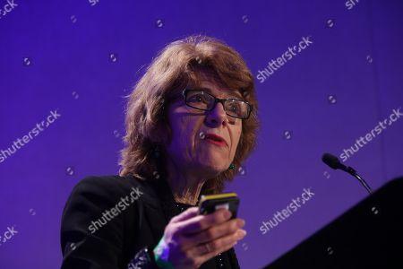 Stock Image of Vicky Pryce, economist