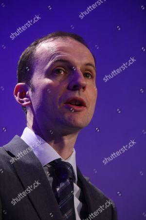 Stock Photo of Stephen Gethins SNP MP,