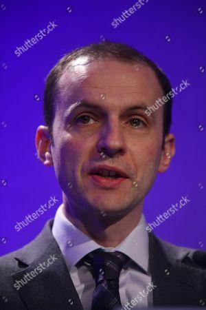 Stephen Gethins SNP MP,