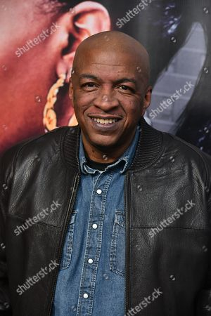Stock Image of Ralph McDaniels