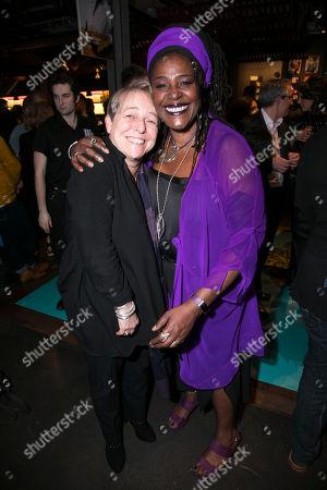 Susie McKenna and Sharon D Clarke (Caroline Thibodeaux)
