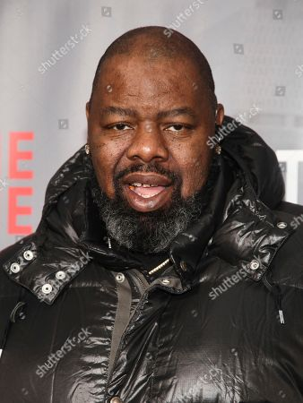 "Biz Markie attends the premiere of Netflix's ""Roxanne Roxanne"" at SVA Theatre, in New York"